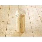 Case bamboo rond