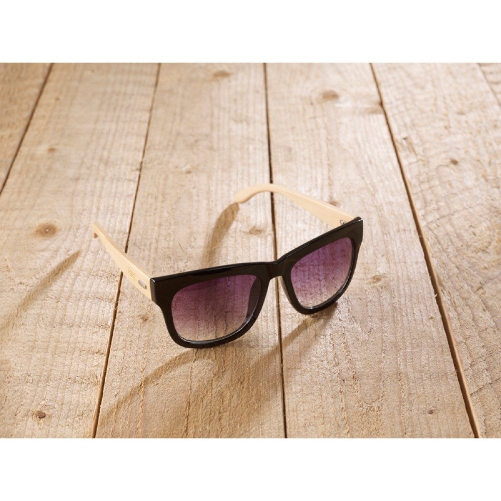 Frascati black by eco-sunglasses.com