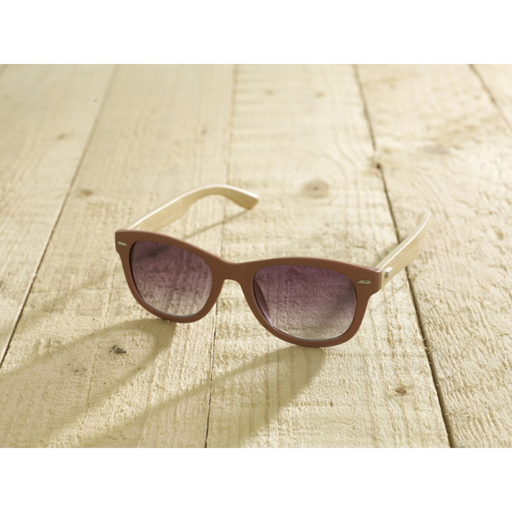 Trento Terra unisex by eco-sunglasses.com
