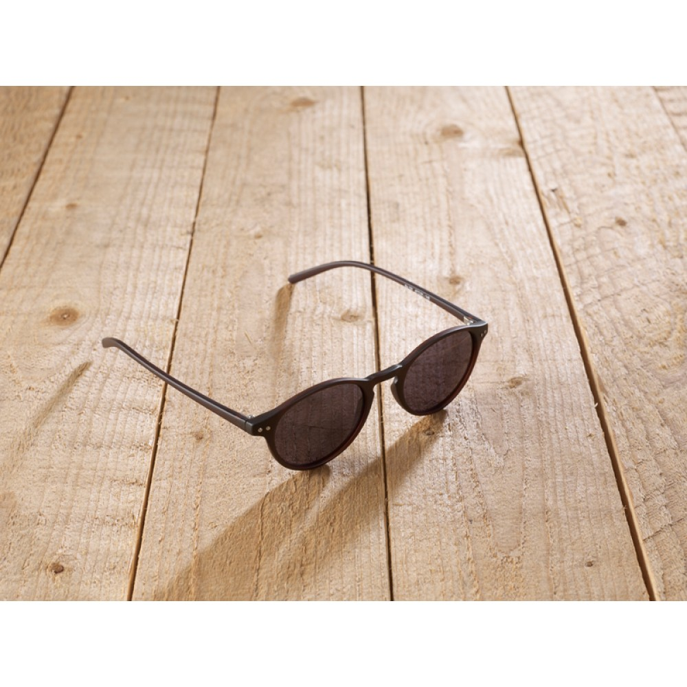 Nepi brown by eco-sunglasses.com
