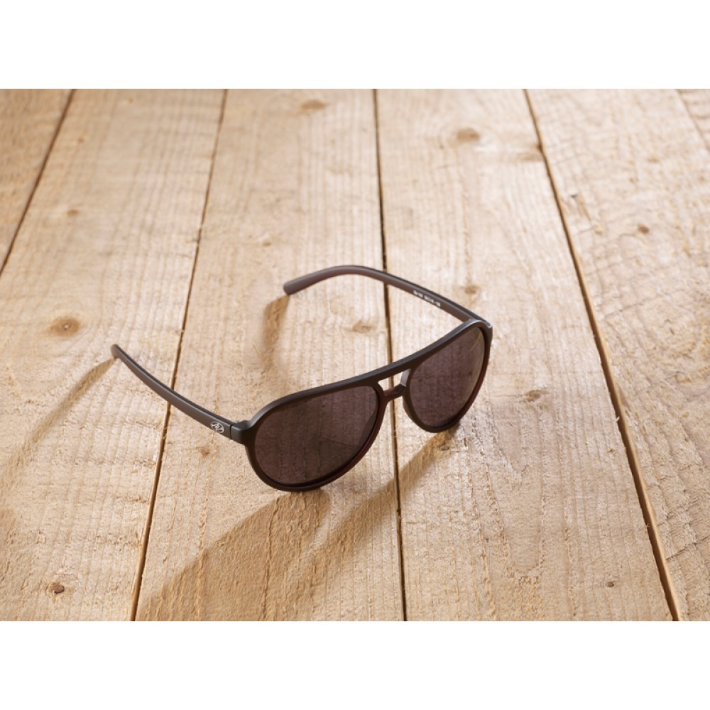 Bologna  brown by eco-sunglasses.com