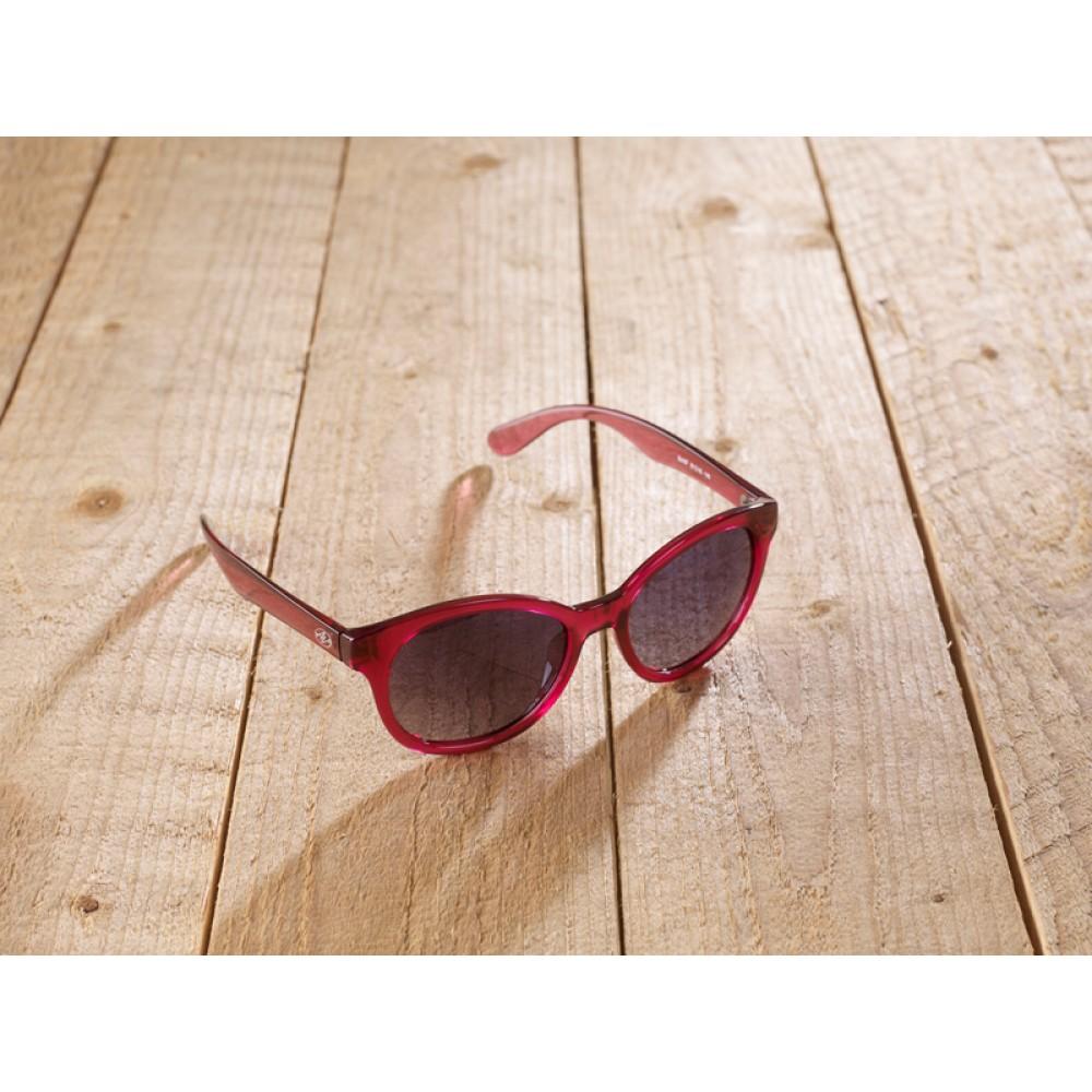 Capena wine red by eco-sunglasses.com